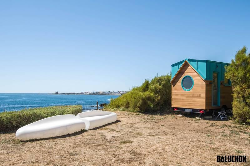 photo tiny house Nano Idéale pour les loisirs