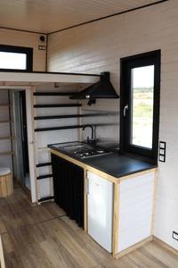photo tiny house Tempo Rock