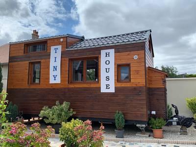 photo tiny house Tiny M'House