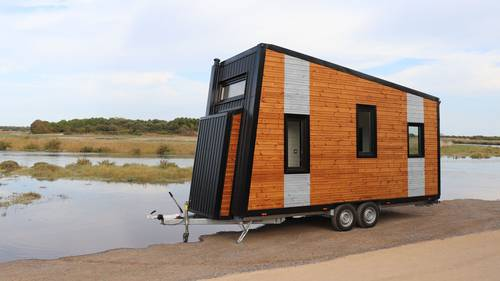 photo tiny house Tempo Rock