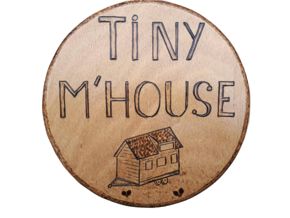 Tiny M'House logo