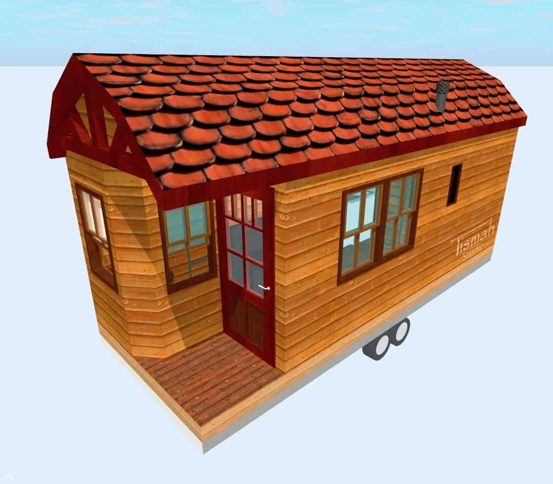 tiny house design Countryside