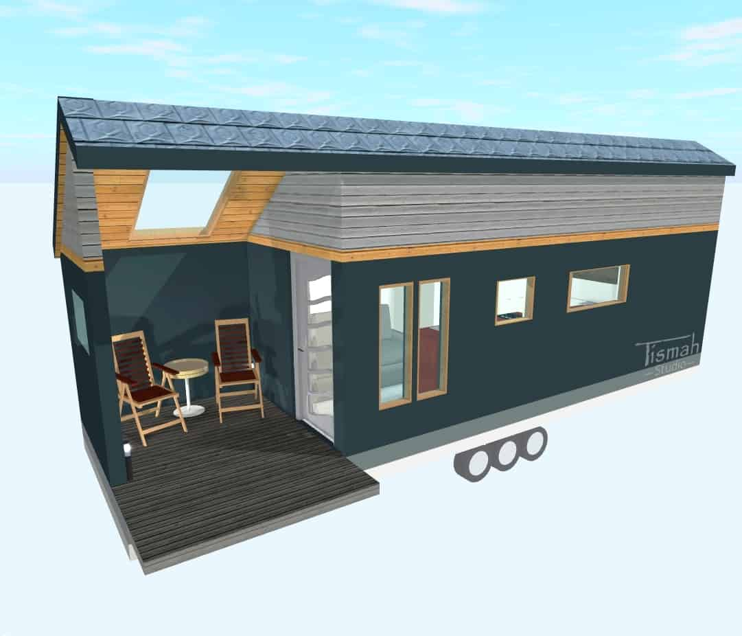tiny house design In-and-Out