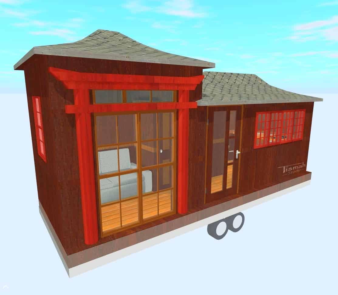 tiny house design Jappy
