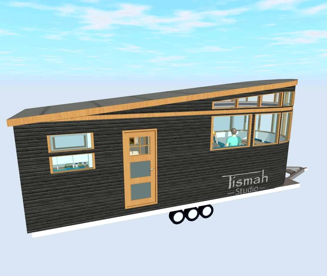 tiny house design Roundy